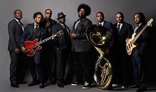 The Roots tickets at The Warfield in San Francisco