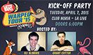 Vans Warped Tour Kick Off tickets at Club Nokia in Los Angeles