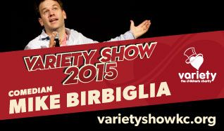 Variety Show 2015 featuring Mike Birbiglia tickets at Arvest Bank Theatre at The Midland in Kansas City