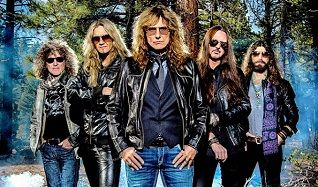 Whitesnake tickets at Freedom Hill Amphitheatre in Sterling Heights