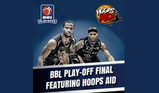 2015 British Basketball Playoff Finals tickets at The O2 in London