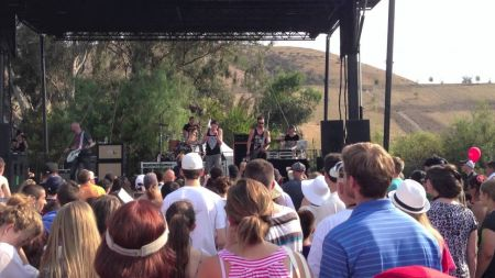 FishFest 2015 music festival brings Christian music to the OC