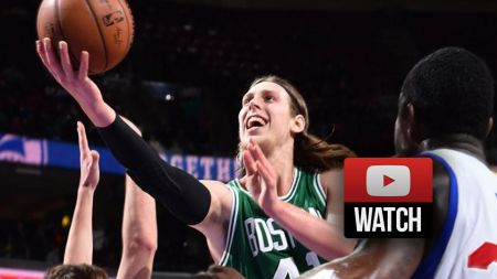 Boston Celtics second-year big man Kelly Olynyk almost ready for return