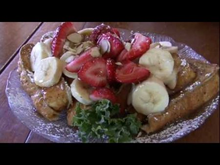 Experience Tampa Bay's best French toast