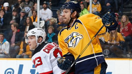 Devils get Severson back from injury to face Predators tonight