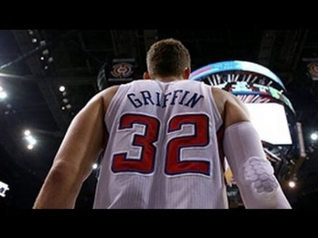 Clippers' Blake Griffin could return in time for Golden State game on Sunday