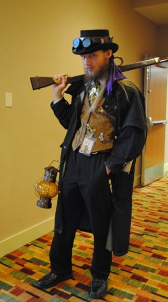 Denver gets ready for Steampunk fun at this year's AnomalyCon