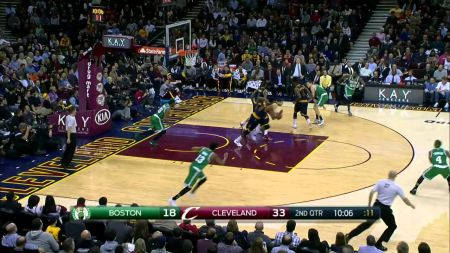 Cavaliers return to form, annihilate Celtics 110-79