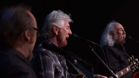 Crosby, Stills & Nash announce 2015 fall tour of Europe