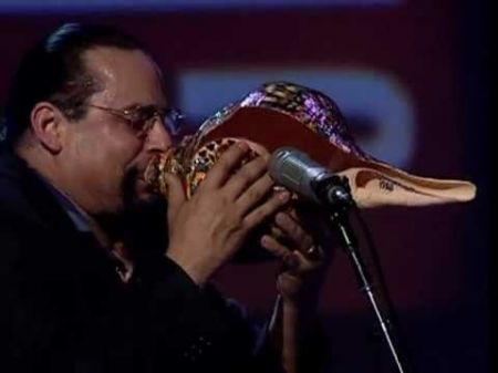 More than notes:'Saturday Night Live' trombonist Steve Turre evolves 'Spiritman'