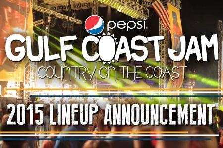 Miranda Lambert, Keith Urban & more headed to 2015 Pepsi Gulf Coast Jam