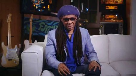 Watch: Nile Rodgers talks about inspiration behind new Chic album in mini-doc