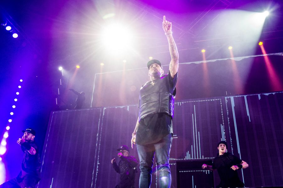 Chris Brown And Trey Songz Tour Cincinnati
