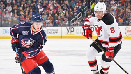 Devils face Jackets at home looking to keep winning streak alive