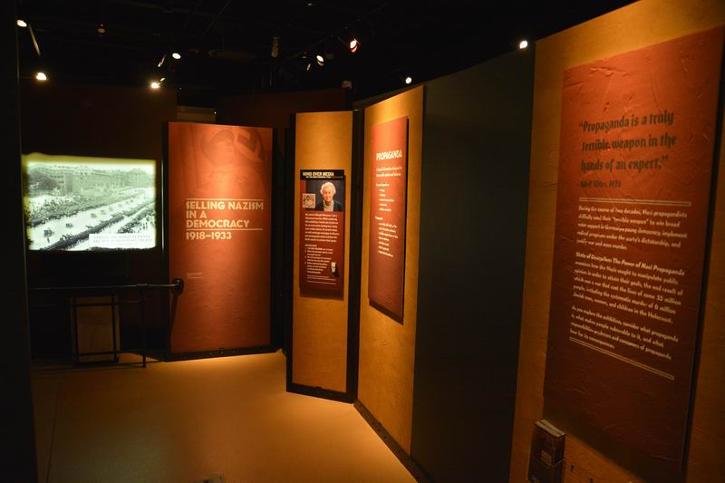 Maltz Museum hosting 'State of Deception,' exploring the power of propaganda