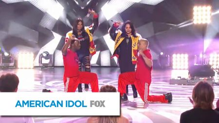 Watch: Rap pioneers Salt-N-Pepa bring classic 'Push It' to 'American Idol'