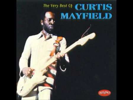 5 things you didn't know about Curtis Mayfield