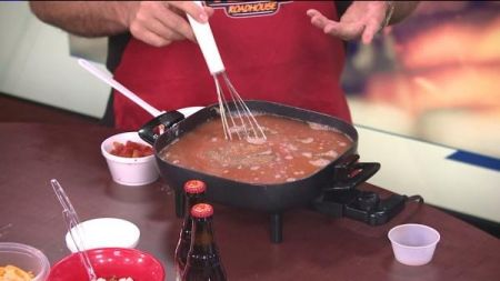 Experience Houston chili