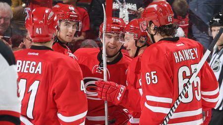 Devils drop decision to Hurricanes and lose fourth straight