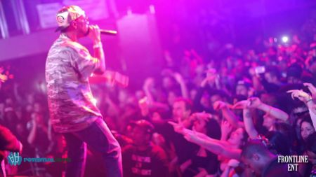Rapper Juicy J headlines New York City's Irving Plaza June 15