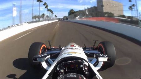 Montoya, Karam spoil Power's dominant day in IndyCar St. Petersburg opener
