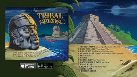 Tribal Seeds is coming to the TLA this Friday, 4/3