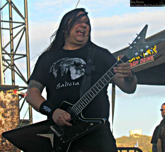Into the Pit: Testament guitarist Eric Peterson