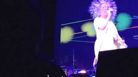 Concert review: Bjork live at The City Center (NYC)