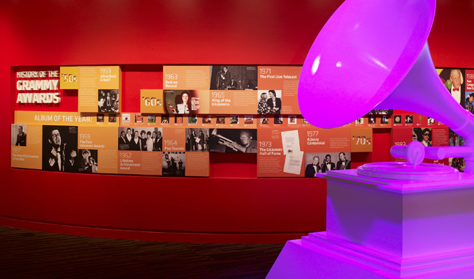 GRAMMY Museum Daily Admission