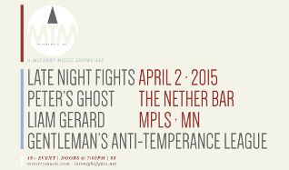 A McTerry Music Showcase in The Nether Bar tickets at Mill City Nights in Minneapolis