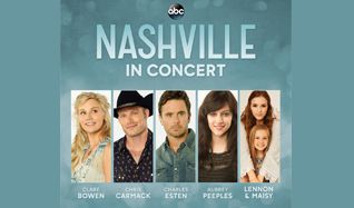 ABC's Nashville Live In Concert  tickets at The Warfield in San Francisco