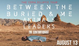 Between the Buried and Me  tickets at Starland Ballroom in Sayreville