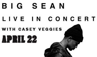 Big Sean tickets at Starland Ballroom in Sayreville