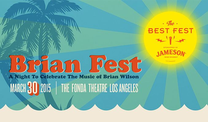 Brian fest a night to celebrate the music of brian wilson tickets 03 31 15 17 54f5ed288532e