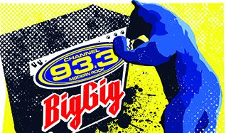 Channel 93.3's Big Gig 2015 tickets at Fiddler's Green Amphitheatre in Greenwood Village