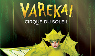 Cirque du Soleil – VAREKAI tickets at The Arena at Gwinnett Center in Duluth