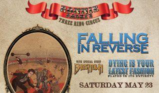 Falling In Reverse tickets at Starland Ballroom in Sayreville