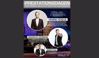 Fitnessgalan & Wellnessgalan: Prestationsdagen tickets at Ericsson Globe in Stockholm