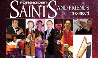 Forbidden Saints and Friends tickets at Nokia Theatre L.A. LIVE in Los Angeles