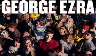 George Ezra tickets at Ogden Theatre in Denver