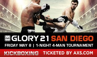 Glory 21 San Diego tickets at Valley View Casino Center in San Diego