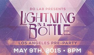 Lightning In A Bottle Pre-Party tickets at Club Nokia in Los Angeles