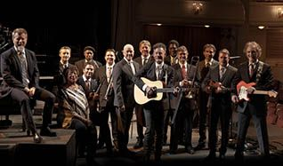 Lyle Lovett and His Large Band tickets at Pikes Peak Center in Colorado Springs