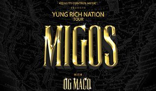 MIGOS w/ OG MACO tickets at Club Nokia in Los Angeles