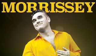 Morrissey tickets at Masonic Temple Theatre in Detroit
