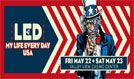 My Life Every Day USA tickets at Valley View Casino Center in San Diego