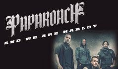 Papa Roach tickets at Starland Ballroom in Sayreville