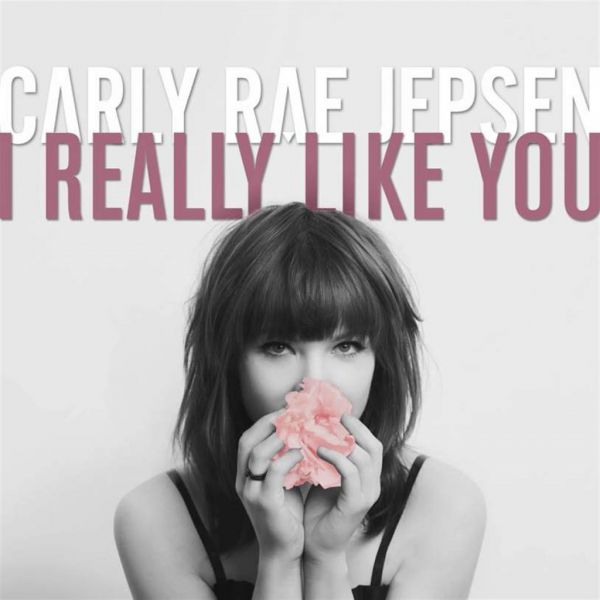 Listen: Carly Rae Jepsen strikes back with new single 'I Really Like You'