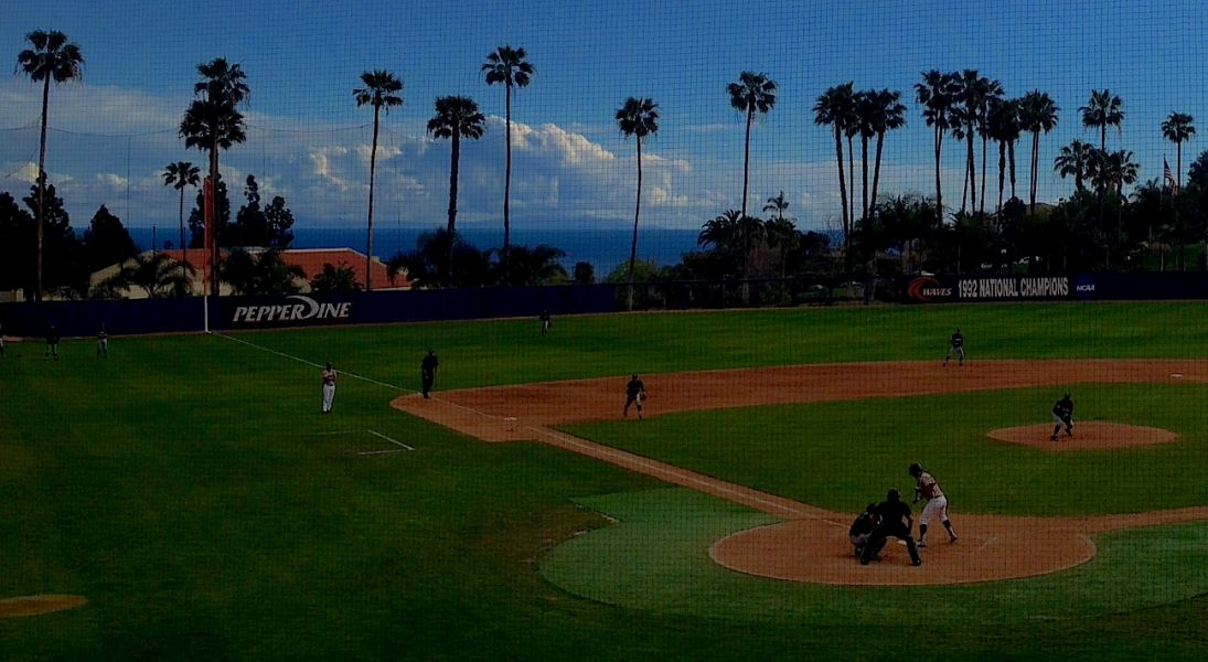 Pepperdine Waves crash over Rainbow Warriors in series win