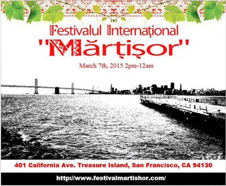 Balkan Spring Festival comes to Treasure island on March 7